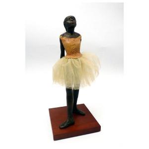 """Figurine Degas """"La petite..."""