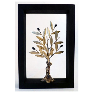 Olive tree framed bronze |...