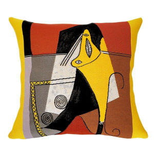 """Woman in an armchair""..."