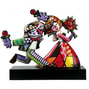 Sculpture Romero Britto...