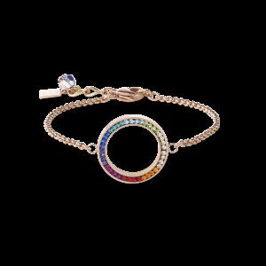 Bracelet Anneau Cristaux...