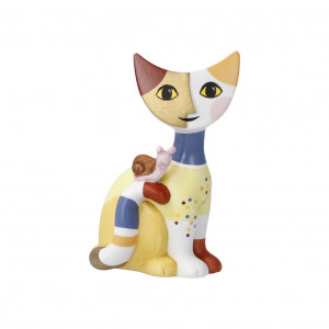Figurine Chat de Rosina...