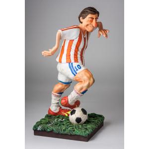 The football - soccer...