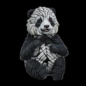 Sculpture bébé panda Edge
