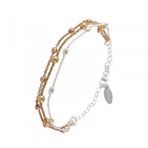 Bracelet argent Adela