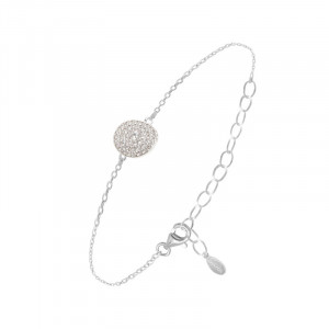 Bracelet argent Cassandre