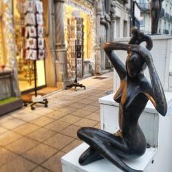 ⭐2021⭐ Toute l'équipe de la Maison des Artisans vous souhaite une très belle année! #2021 #happynewyear #bonneannee #sculpture #bronze #sculpturebronze #sculpturelovers #maisondadam #maisondesartisans #lamaisondesartisans #lamaisondadam #angers #boutiquedartisanat #boutiquedecadeaux #art #artisanat #boutiquedartisans #boutiquedeco